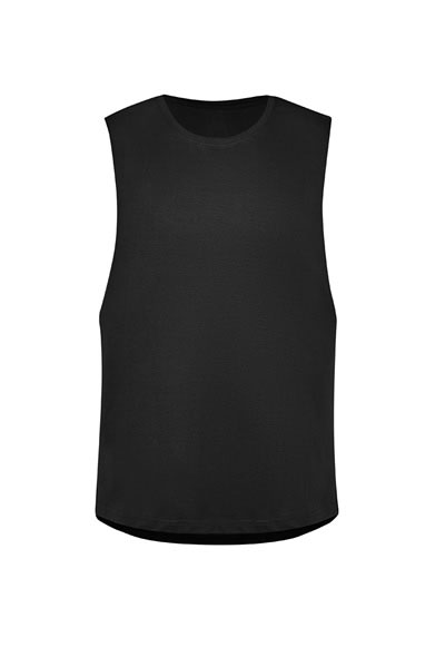 ZH137 Mens Streetworx Sleeveless Tee