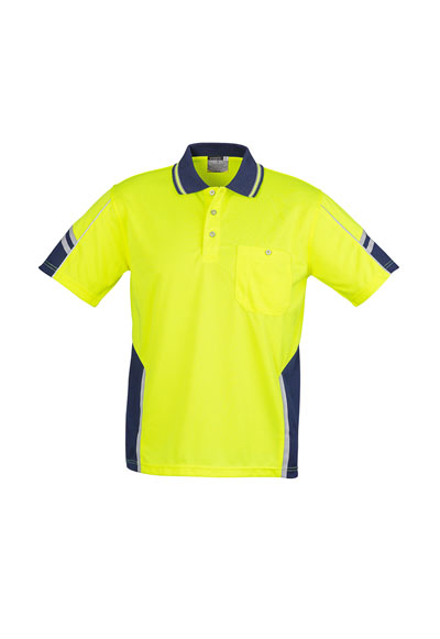 ZH237 Day Only Squad Polo - Short Sleeve