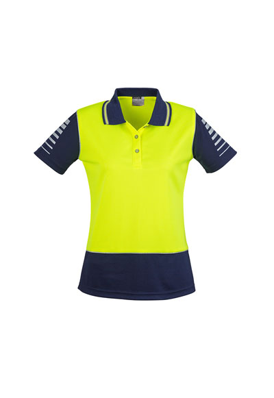 ZHL236 Womens Day Only Zone Polo