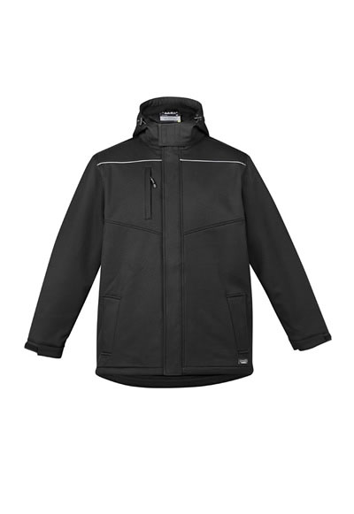 ZJ253 Unisex Antarctic Softshell Taped Jacket