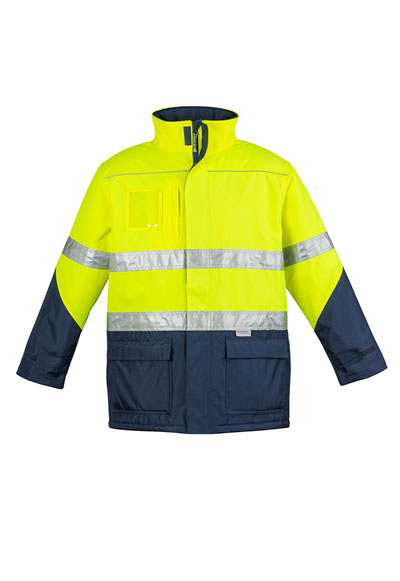 ZJ350 Men's Hi Vis Storm Jacket