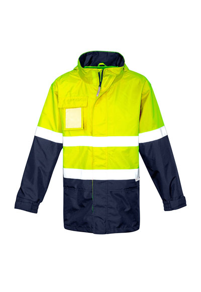 ZJ357 Mens Ultralite Waterproof Jacket