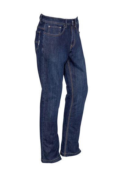 ZP507 Mens Stretch Denim Work Jeans