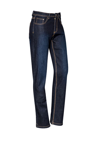 ZP707 Womens Stretch Denim Work Jeans