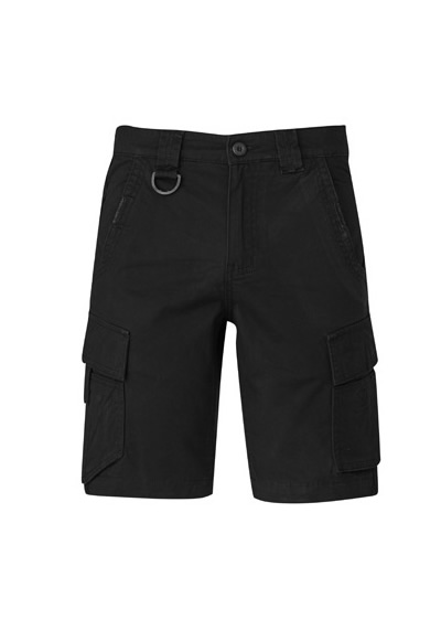 ZS360 Mens Streetworx Curved Cargo Short