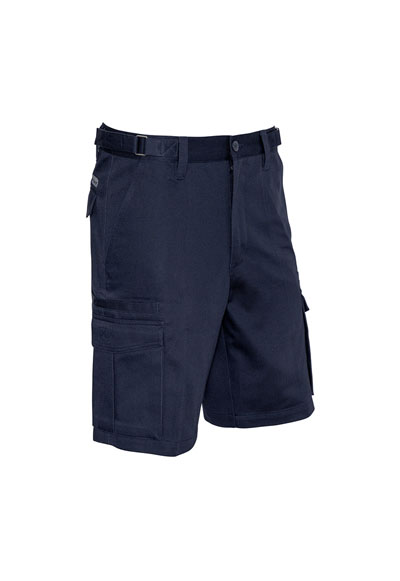 ZS502 Mens Basic Drill Cargo Short