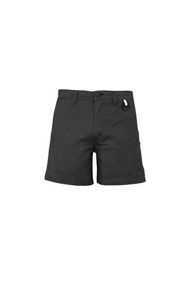 ZS507 Men's Rugged Cooling Short Short