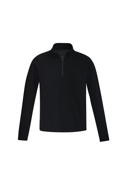 ZT766 Men's Merino Wool Mid-Layer Pullover