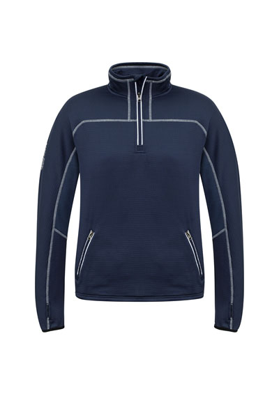 ZT810 Unisex Streetworx Stretch Micro Fleece 1/4 Zip