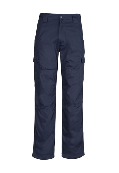 ZW001S Men's Drill Cargo Pant (Stout)