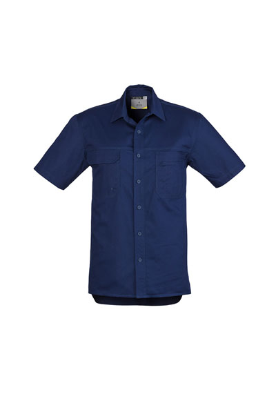 ZW120 Light Weight Tradie Shirt - S/S
