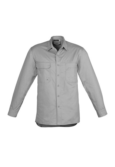 ZW121 Light Weight Tradie Shirt - L/S