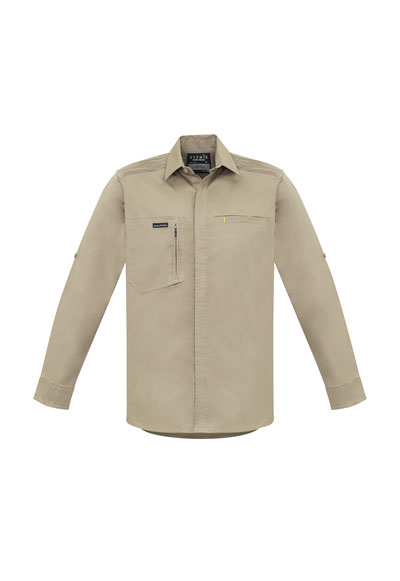ZW350 Men's Streetworx L/S Stretch Shirt
