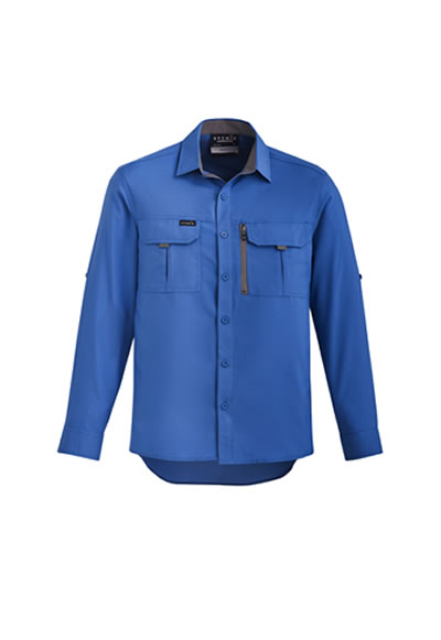 ZW460 Men's Outdoor L/S Shirt
